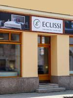 Showroom ECLISSI - exteriér