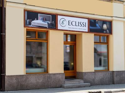 Showroom ECLISSI - exteriér